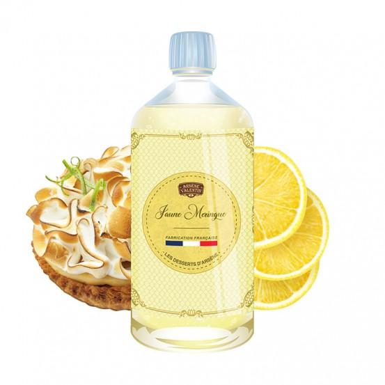 Jaune Meringue 1L - Arsène Valentin Tarte au citron Grand format