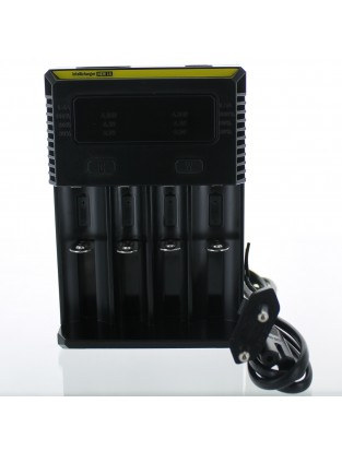 Chargeur New l4 Intellicharger Nitecore