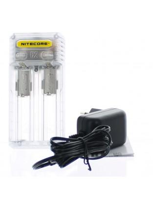 Chargeur Q2 2-slot 2A - Nitecore