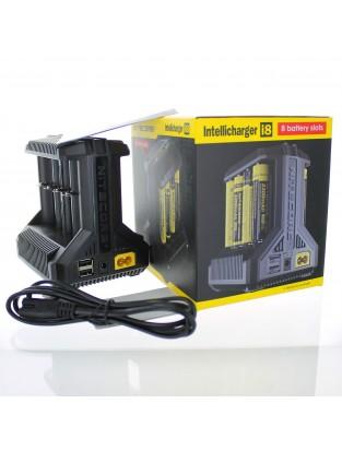 Chargeur intelligent i8 EU Edition - Nitecore