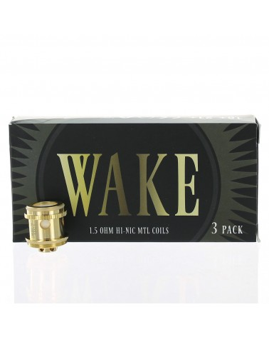 Résistances Wake Tank (pack de 3) - Wake mod