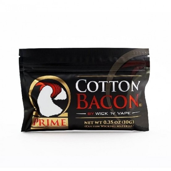 Cotton Bacon Prime - Wick'n'Vape