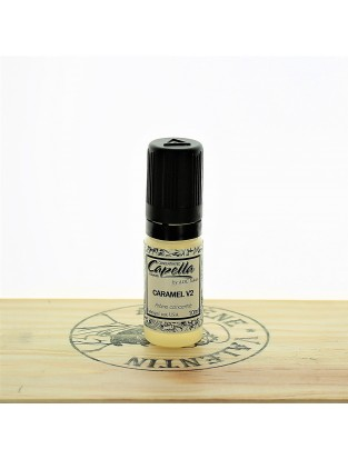 Concentré Caramel V2 10ml - Capella