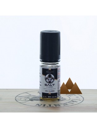 USA Classic 10ml - Salt E-Vapor