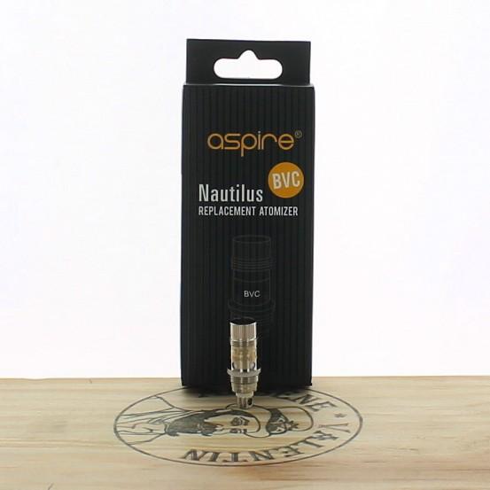 Box of 5 Nautilus Resistances (Mini - 1/2) - Aspire