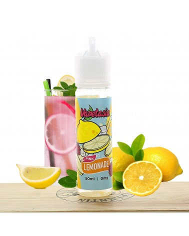 Pink Lemonade 50ml - Vapetasia