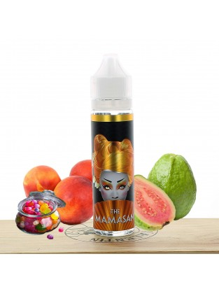 Guava Pop 50ml - The Mamasan