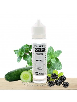 Black Ice Menthol 50ml - Charlie's Chalk Dust