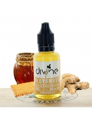 Concentré Elevenses 30ml - Divine