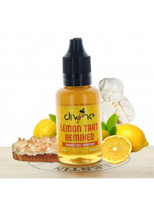 Concentré Lemon Tart Remixed 30ml - Divine