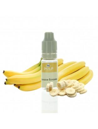 Banane Ecrasée