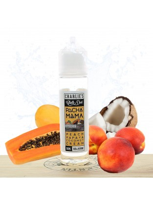 Peach Papaya Coconut Cream 50ml - Pachamama