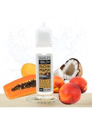 Peach Papaya Coconut Cream 50ml - Pachamama