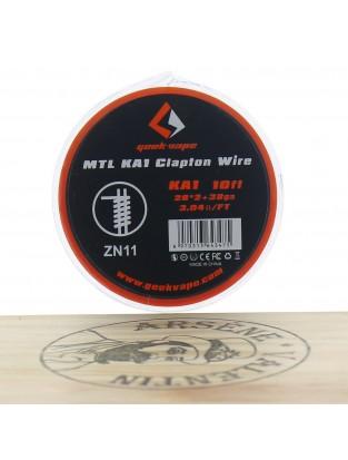 MTL Clapton Wire 28GA*2 + 38GA - Geek Vape