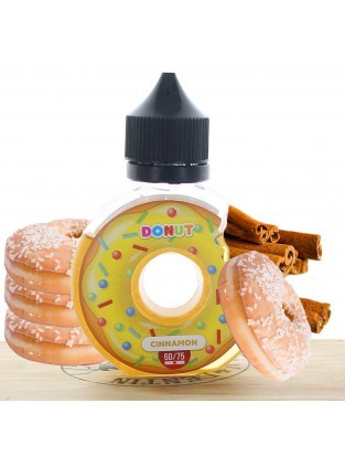 Cinnamon 60ml - Donut Juice