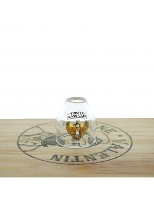 Flave 22 Glass Cap - Trinity Glass