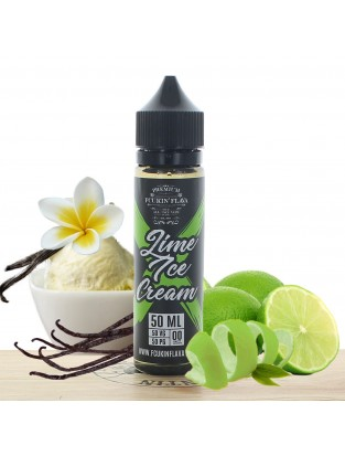 Lime Ice Cream - FFX - 50ml - Fcukin Flava