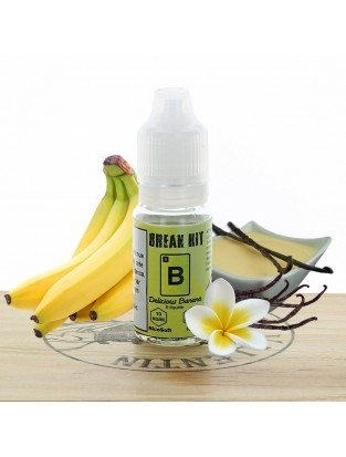 Delicious Banana 10ml - Break Hit