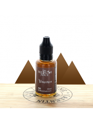 Concentré Virginia 30ml - Medusa Juice