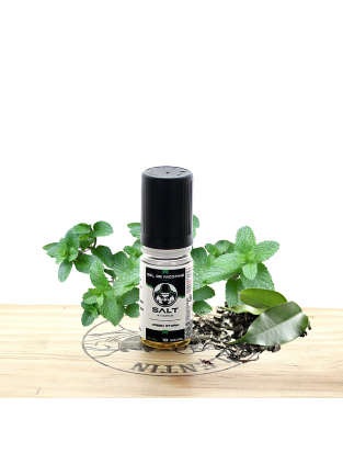 Green Storm 10ml - Salt E-Vapor