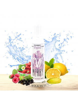 Merry Pastel 50ml -  Vape Institut