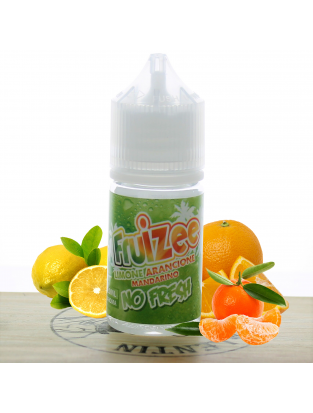 Concentré Citron Orange Mandarine 20ml - Fruizee