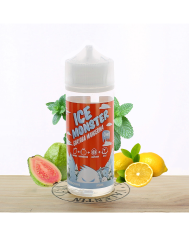 Mangerine Guava 100ml - Ice Monster