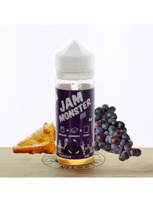 Grape 100ml - Jam Monster