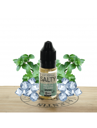 Menthe Polaire 10ml - Salty