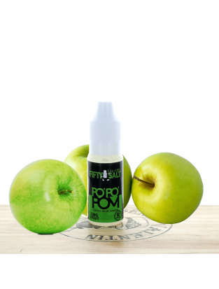 Po'Po'Pom 10ml - FIFTY SALT - Liquideo