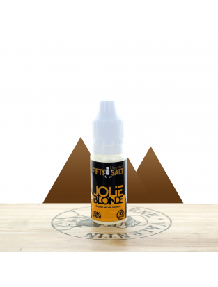 Jolie Blonde 10ml - FIFTY SALT - Liquideo