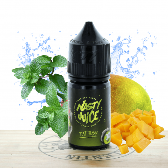 Concentré Fat Boy 30ml - Nasty Juice