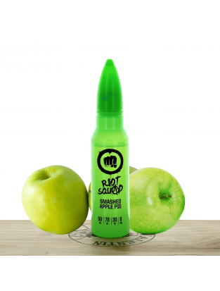 Smashed Apple Pie 50ml - Riot Squad