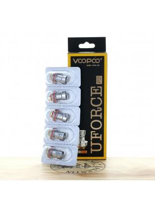 Pack de 5 résistances pour Uforce T2 - Voopoo