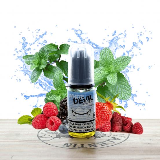 White Devil (Sels de Nicotine) 10ml - Avap