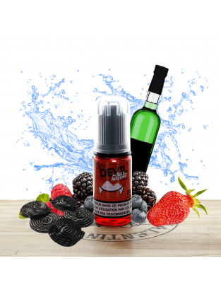 Red Devil (Sels de Nicotine) 10ml - Avap