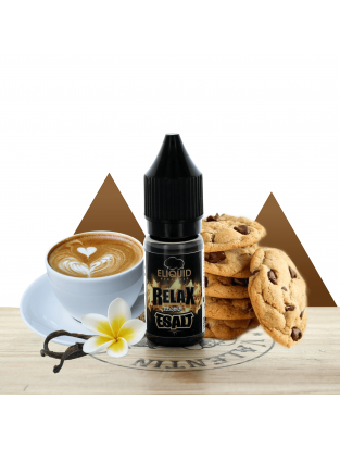 Relax 10ml (sel) - Eliquid France