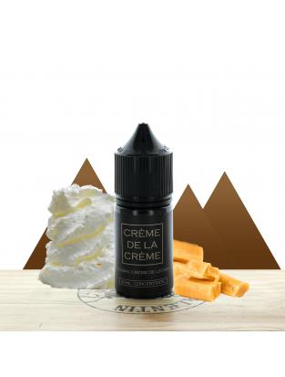 Concentré Tabac Crème de Leche 30 ml - Crème de la crème