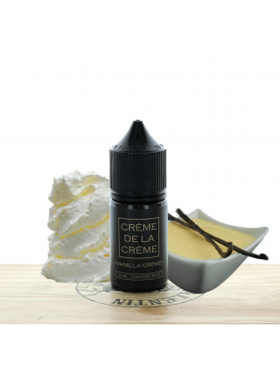 Concentré Vanilla Crème 30 ml - Crème de la crème