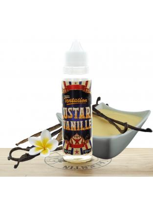 Custard Vanille 50ml - Liquideo Tentation