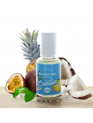 Concentré Malaisian Bomb 30ml - Fifty Creation