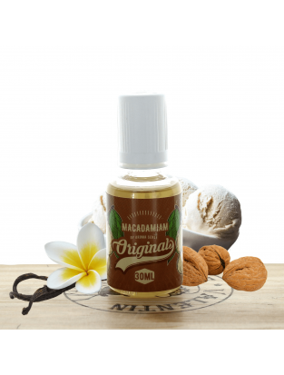 Concentré Macadamiam 30ml - Fifty Originals