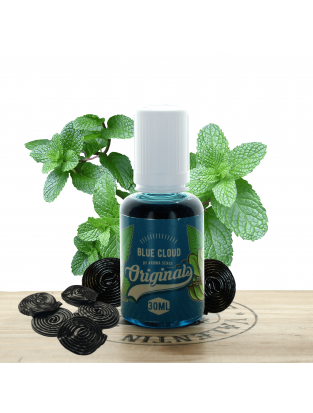 Concentré Blue Cloud 30ml - Fifty Originals