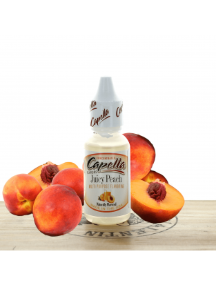 Concentré Juicy Peach 10ml - Capella