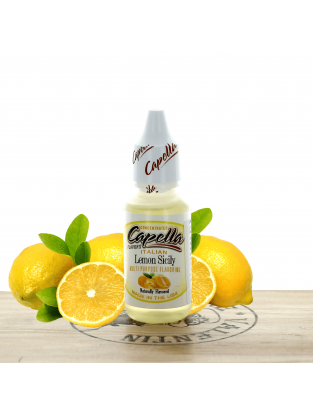 Concentré Lemon Silicy 10ml - Capella