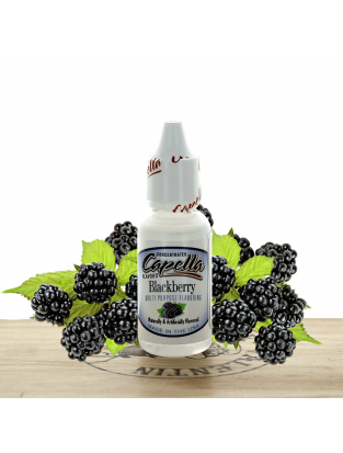 Concentré Blackberry 10ml - Capella