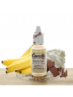 Concentré Banana Split 10ml - Capella