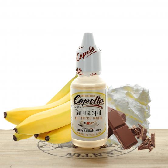 Concentré Banana Split 10ml - Capella