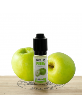 Pomme (sel) 10ml - Fruuits by Fuu