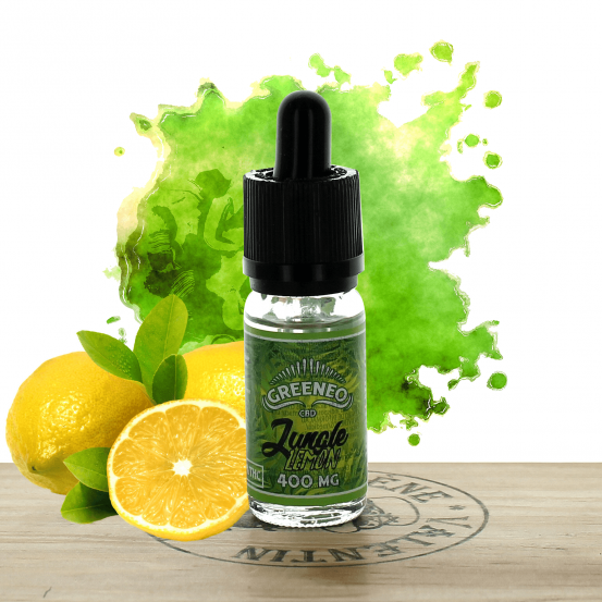 Jungle Lemon 10ml - Greeneo